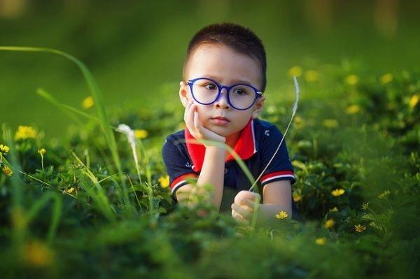 Okulary dla dzieci i niemowląt