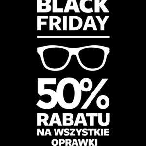 Black Friday w Italooptica – rabat 50% na wszystkie oprawki!