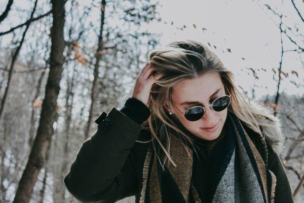 Okulary Ray-Ban na zimę