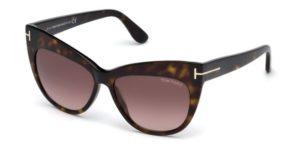 Okulary przeciwsłoneczne damskie męskie Tom Ford FT0523_5652F