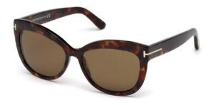 Okulary przeciwsłoneczne damskie męskie Tom Ford FT0524_5654H