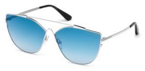 Okulary przeciwsłoneczne damskie męskie Tom Ford FT0563_6418X