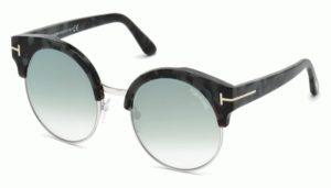 Okulary przeciwsłoneczne damskie męskie Tom Ford FT0608_5455X