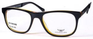 Okulary korekcyjne damskie męskie Avanglion AV10656B