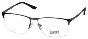 Okulary korekcyjne damskie męskie I2I I2IG3558B-56