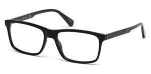 Okulary korekcyjne damskie męskie Guess GU1923_57001
