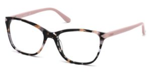 Okulary korekcyjne damskie męskie Guess GU2673_55055