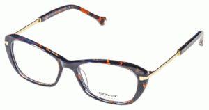 Okulary korekcyjne damskie męskie Sover SO5040-54-MZQ RED