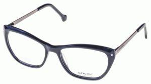 Okulary korekcyjne damskie męskie Sover SO5340-55-BLK-B