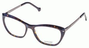 Okulary korekcyjne damskie męskie Sover SO5340-55-DM-B