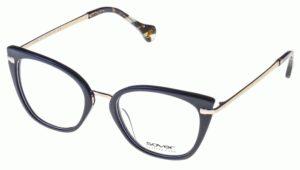 Okulary korekcyjne damskie męskie Sover SO5646-52-BLK